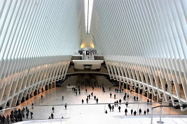 Oculus – the new World Trade Center transportation hub