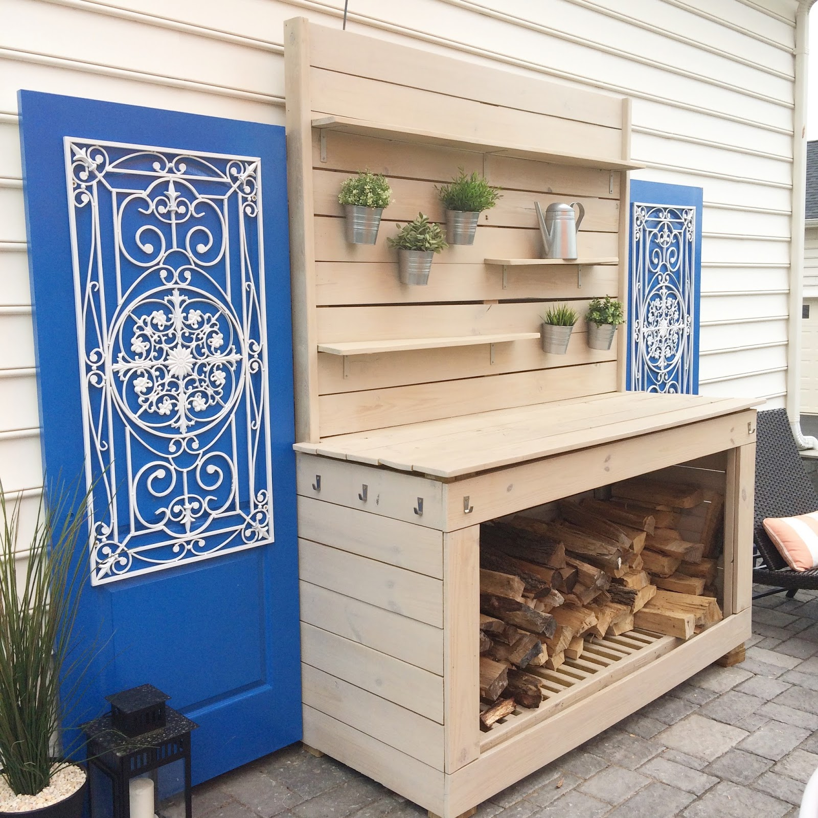Delicieux Outdoor Patio Reveal   Creating An Inviting Space   LeroyLime