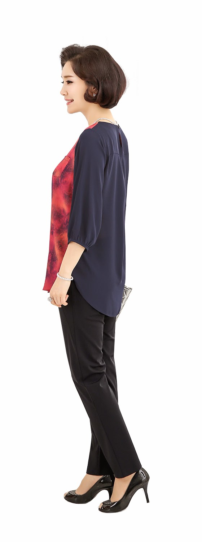 Middle-Agedolder Womens Fashion Clothing Apparel-2501