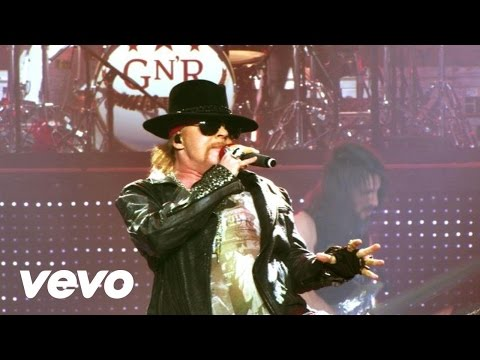 Guns N' Roses Hits 2008 Chinese Democracy