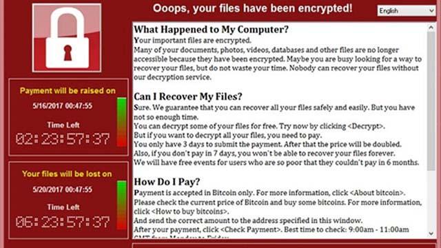 Apa yang terjadi jika PC/Laptop terinfeksi WannaCRY 2