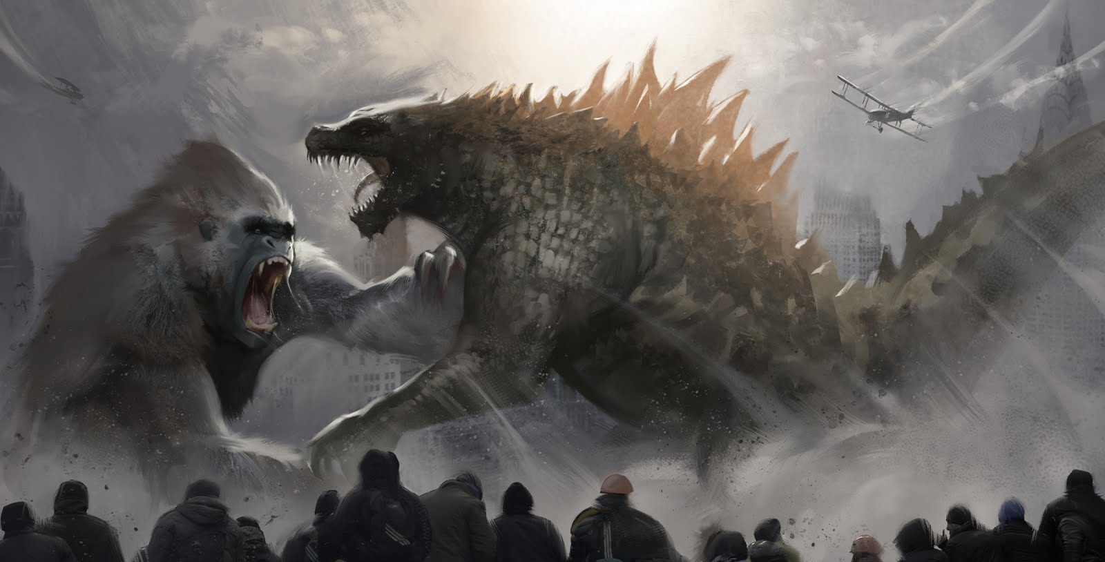 Godzilla vs Kong Turns To Zack Fox For VFX Supervisor