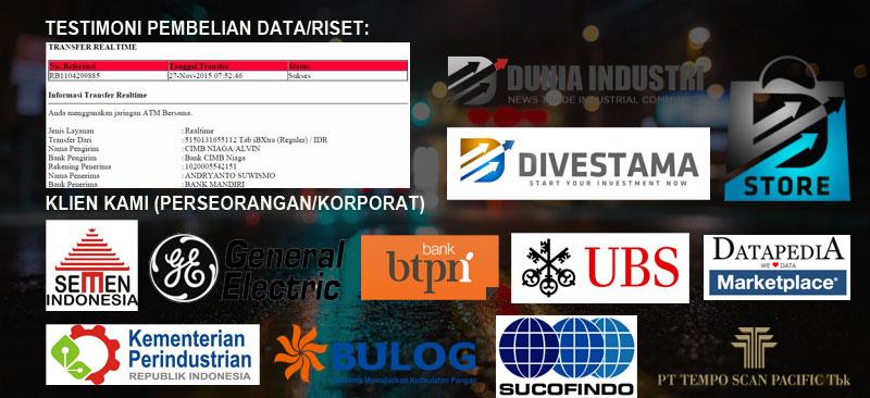 Fifth image of 3 Besar Daftar Perusahaan Tbk Di Jakarta Berdasarkan Idx with Daftar Perusahaan Industri Semen Bertambah Jadi 19 Pemain