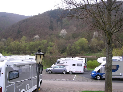 Heku car camp Mosel