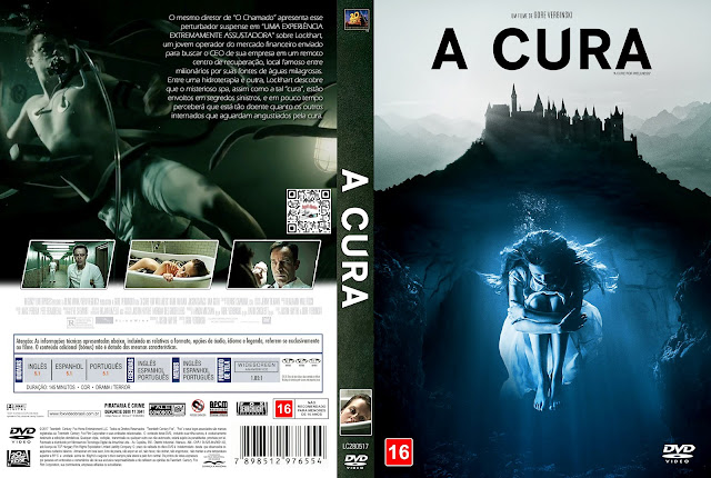 Capa DVD A Cura [Exclusiva]