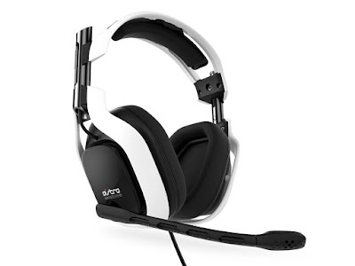 ASTRO PC A40 HEADSET Giveaway (Light or Dark Grey)