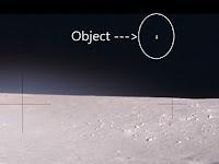 UFO Ditemukan Di Foto Pendaratan Ke Bulan