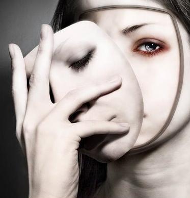 Máscaras da Falsidade | ஐ Doce Imperfeição ஐ