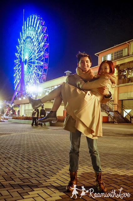 Kobe,โกเบ,สเต็ค,รีวิว,เที่ยว,ญี่ปุ่น,สวีท,ความรัก,harbor,land,shopping,mosaic,kobetower