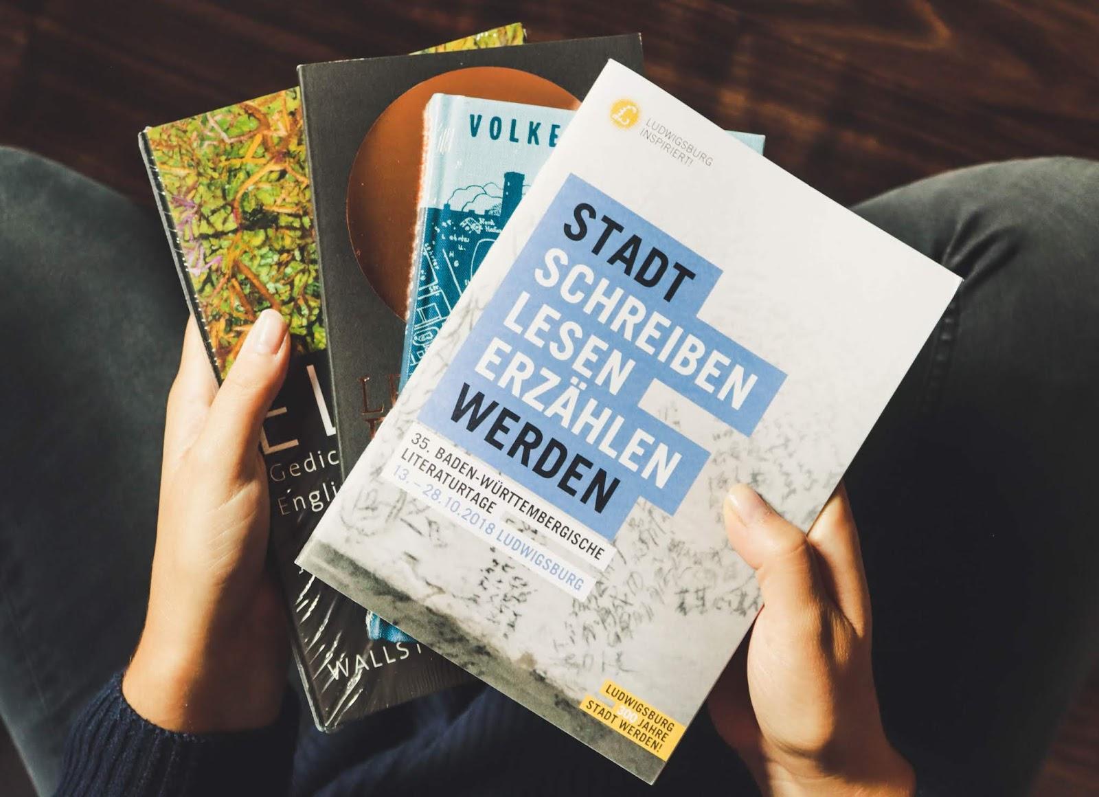 35. Baden-Württembergische Literaturtage 2018 in Ludwigsburg