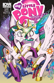 MLP Friendship is Magic #20 Comic