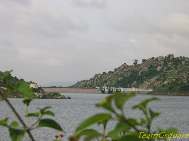 Machinbele Dam