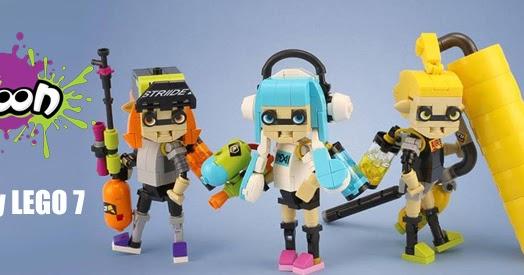 Lego Moc Splatoon By Lego7