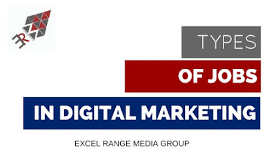 Types of Jobs in Digital Marketing From Excel Range Training Institute