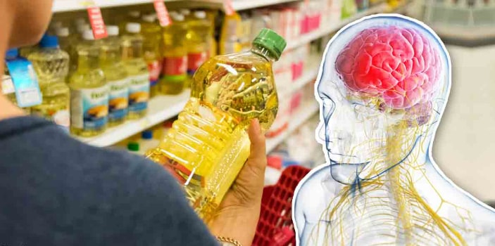 Oil You Consume Destroys Your Body And Your Brain