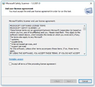أفضل, برنامج, للبحث, عن, الفيروسات, وإزالتها, من, الكمبيوتر, Microsoft ,Safety ,Scanner, اخر, اصدار