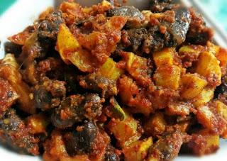 Resep Masakan Sambal Goreng Kentang Ati Dengan Santan