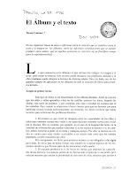 COLOMER_EL ÁLBUM Y EL TEXTO