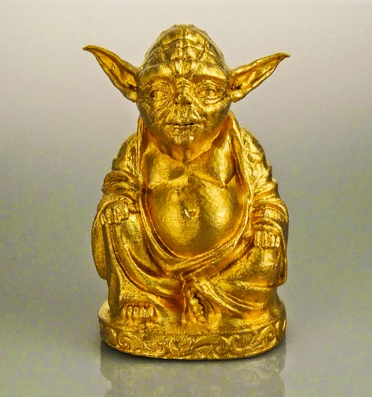 3D-Buddha