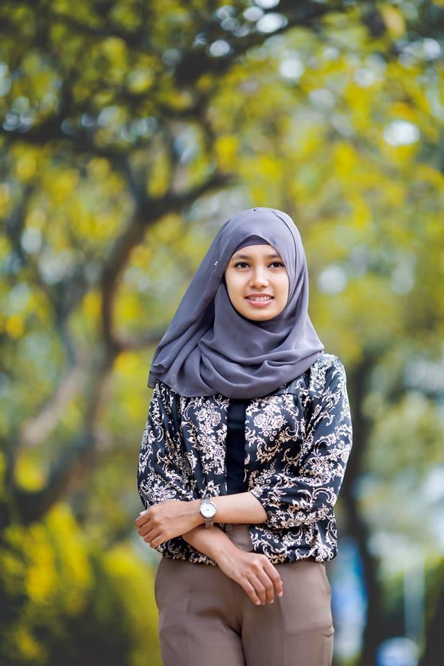 Konsep Foto Model Hijab Igo dalam Fotografi Hijab