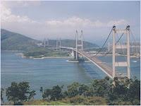 สะพานชิงหม่า (Tsing Ma Bridge)