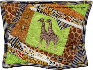 Quilts, Bedspreads & Coverlets 2019 Latest Design Zoo Quilted Bedspread & Pillow Shams Set Animals In Forest Safari Print In Pain