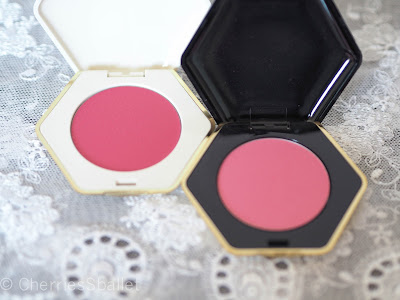 H&M Pure Velvet Cream Blusher & Pure Radiance Powder Blusher - Hot Pink