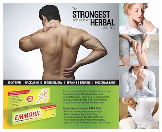 herbal pain relief - Emmobil