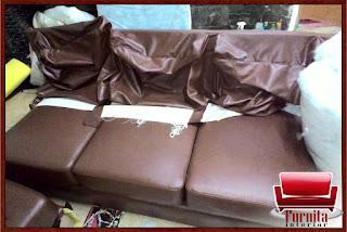 sofa bahan dakron