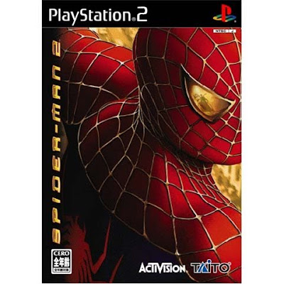 [PS2]Spider-Man 2[スパイダーマン2 ] ISO (JPN) Download