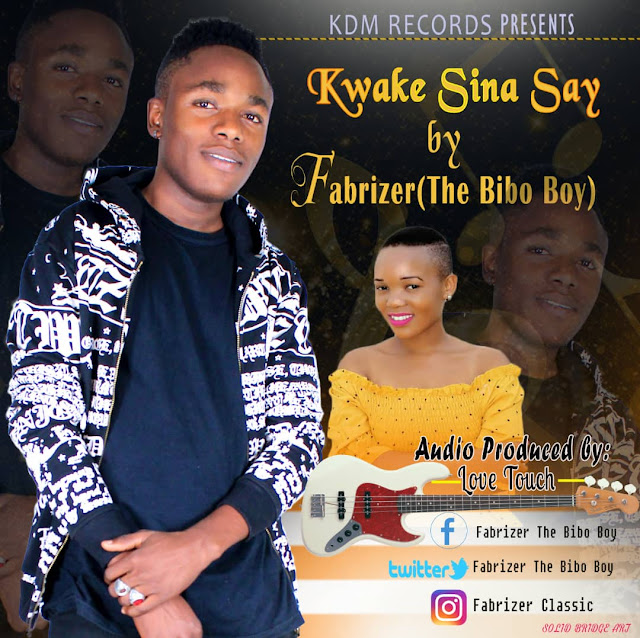 Fabrizer (The Bibo Boy) - Kwake Sina Say
