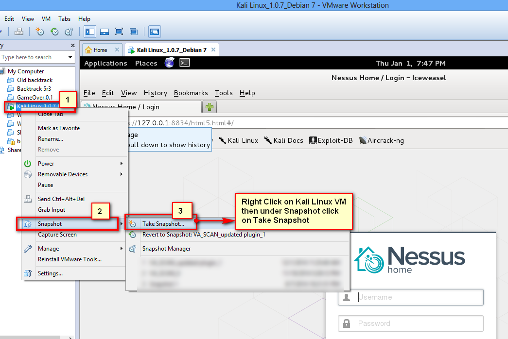 Scan multiple IP address by using Home feed version of Nessus