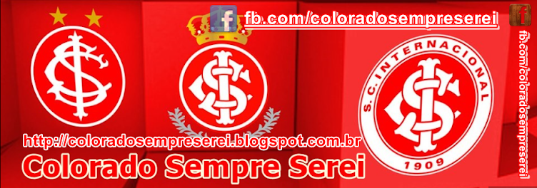 Colorado sempre serei | Blog do colorado | Internacional