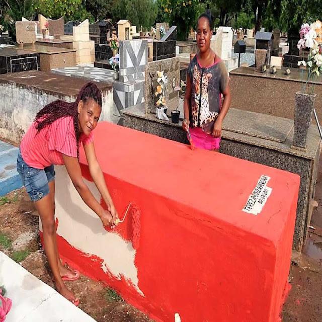 Cemitério espera receber 20 mil pessoas entre hoje e amanhã   (Jornal de Barretos Regional)