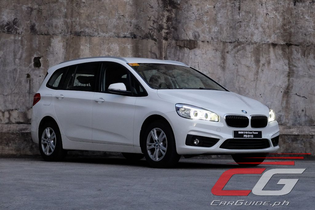 review bmw 218i gran tourer philippine car news car reviews automotive features and new. Black Bedroom Furniture Sets. Home Design Ideas