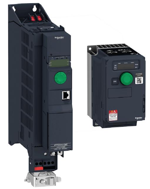Automatización Industrial: Variador ATV320 por IO Scanner