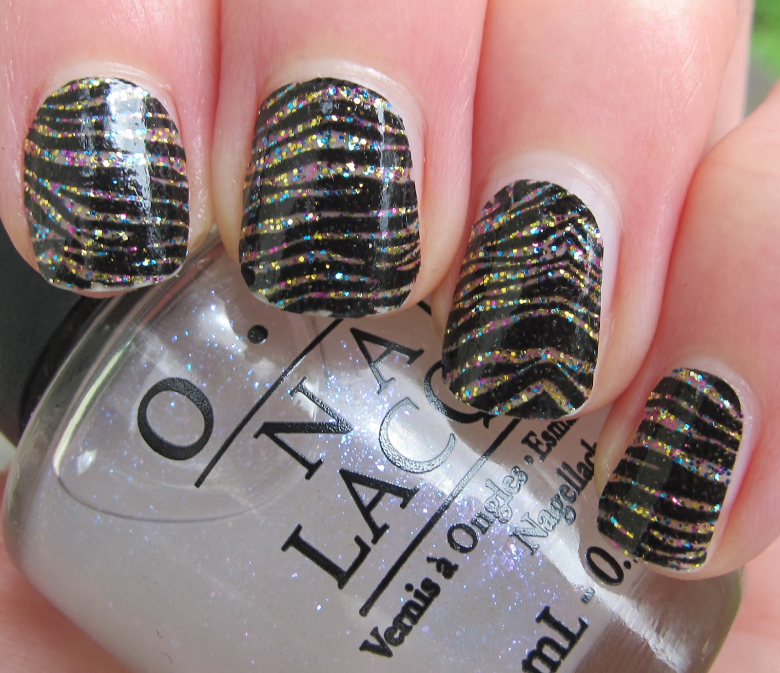 Never Enough Nails: OPI Pure Lacquer Nail Apps in Metallic Waves!!