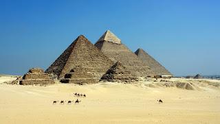 Pirâmides - Civilizações da Antiguidade