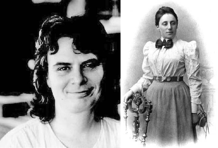 Beberapa perempuan yang pandai matematika, salah satunya adalah Marie-Sophie Germain yang dikenal dengan teori elastisitas dan teori bilangan prima
