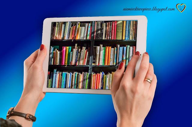 Internetowa biblioteka Instytutu Goethego - całe mnóstwo do poczytania i posłuchania :)!