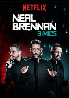 Watch Neal Brennan: 3 Mics (2017) movie free online