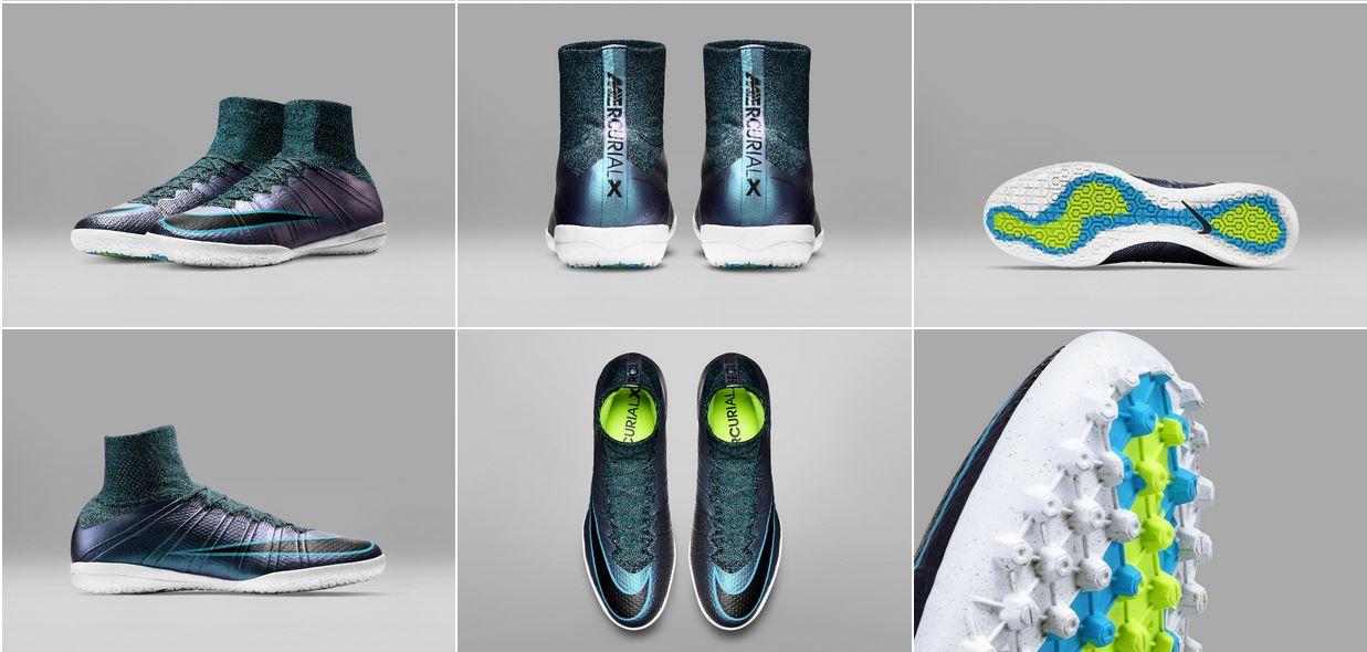 3fb7b3c461 Chuteira Cano Alto Nike Mercurial 2017 Musée Des Impressionnismes