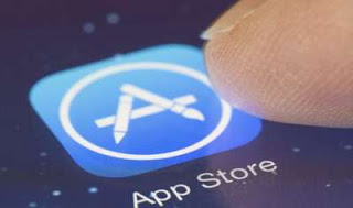 Aplikasi App store iphone