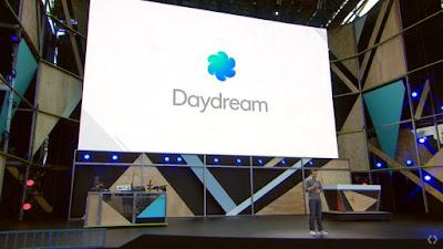 DayDream, VR bikinan Google