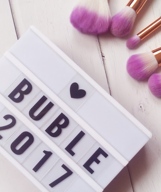Buble kosmetyczne 2017