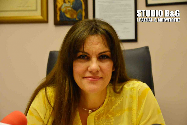 Ανεξαρτητοποιήθηκε η Ελένη Παναγιωτοπούλου από τον συνδυασμό του Πέτρου Τατούλη