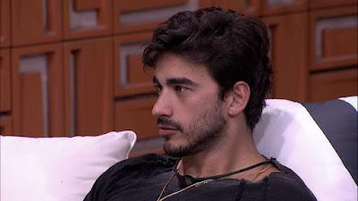 BBB20: Guilherme abre o jogo sobre Gabi  'Quero ficar com ela'