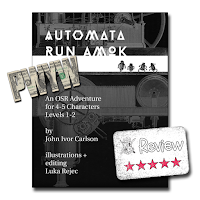 Frugal GM Review: Automata Run Amok