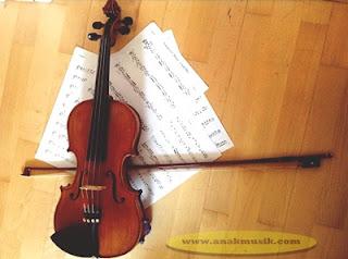 Sejarah Alat Musik Biola
