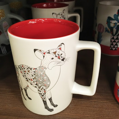 Starbucks Us 2017 Holiday Collections Mugs And Ceramic